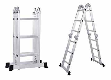 ESCALERA MULTIF.3X4 ALUM.RE491